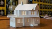 В России жилой дом напечатали на 3D-принтере