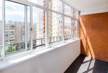 Этапы остекления балкона или лоджии