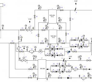 Резервирование системы отопления