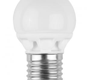 Светодиодные лампы для освещения вашего дома